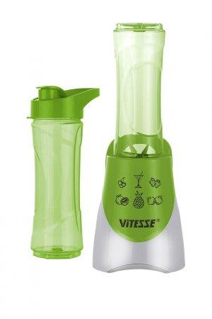 Блендер для напитков Vitesse. Цвет: зеленый, белый