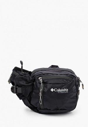 Сумка поясная Columbia Trail Elite™ Lumbar Bag. Цвет: черный