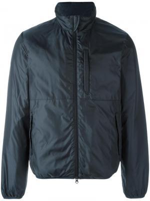 Куртка Jilcon Aspesi. Цвет: синий