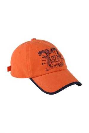 Бейсболка Timberland. Цвет: темно-оранжевый