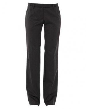 Повседневные брюки COSTUME NATIONAL. Цвет: черный