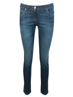 Прямые джинсы BRUNELLO CUCINELLI