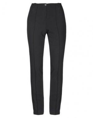 Повседневные брюки BASLER. Цвет: черный