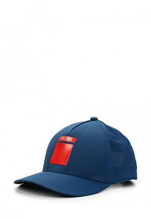 Бейсболка adidas RFU CAP HP. Цвет: синий