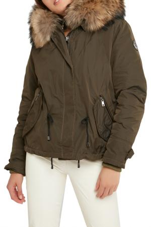 Jacket Giorgio. Цвет: khaki