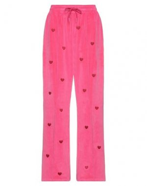 Повседневные брюки LAZY OAF. Цвет: розовый