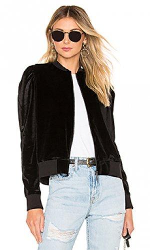 Куртка vanessa David Lerner. Цвет: черный