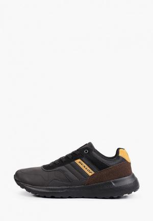 Кроссовки Dunlop. Цвет: черный
