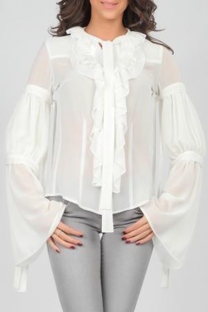 Рубашка Isabel Queen. Цвет: белый