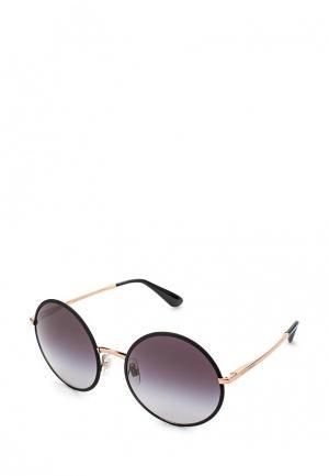 Очки солнцезащитные Dolce&Gabbana DG2155 12968G. Цвет: черный