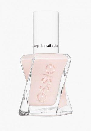 Гель-лак для ногтей Essie Гель-кутюр, оттенок 502, Lace, 13.5 мл. Цвет: бежевый