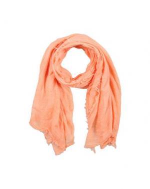 Платок FRAAS. Цвет: лососево-розовый
