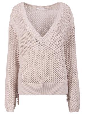 Пуловер с широкими рукавами DOROTHEE SCHUMACHER. Цвет: розовый