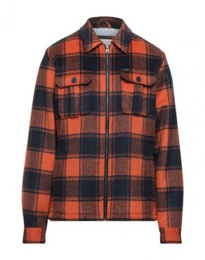 Куртка GARCIA. Цвет: оранжевый