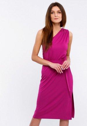 Платье Апрель. Цвет: розовый