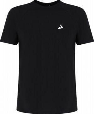Футболка мужская , размер 56-58 Demix. Цвет: черный