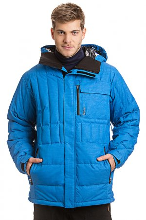 Куртка ANALOG. Цвет: синий
