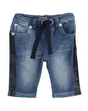 Джинсовые брюки GRANT GARÇON BABY. Цвет: синий