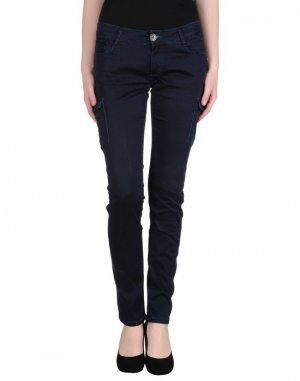 Джинсовые брюки CROSS JEANS. Цвет: темно-синий