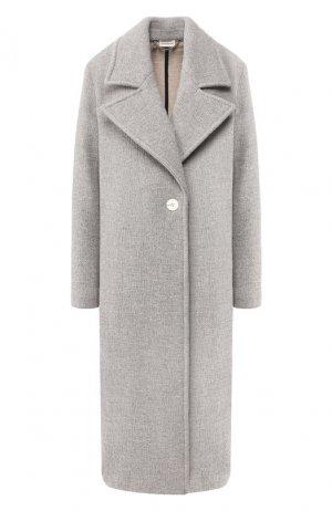 Пальто By Malene Birger. Цвет: серый