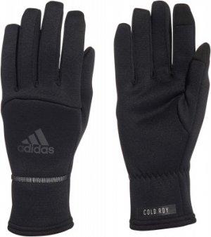 Перчатки adidas COLD.RDY, размер 7. Цвет: черный