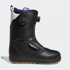 Сноубордические ботинки Response 3MC ADV TERREX adidas. Цвет: черный