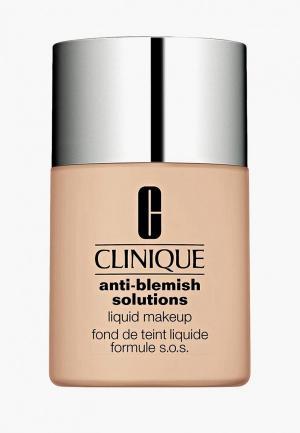 Тональное средство Clinique для проблемной кожи Neutral - 03 тон. Цвет: прозрачный