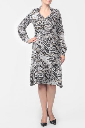 Платье Lissa. Цвет: бежевый