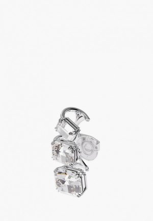 Кафф Swarovski® Millenia. Цвет: серебряный