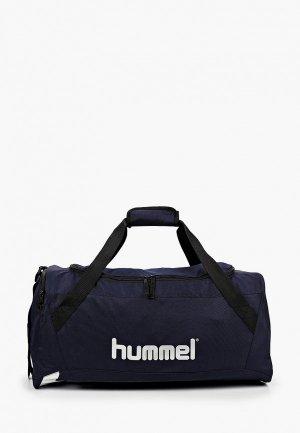 Сумка спортивная Hummel CORE SPORTS. Цвет: синий