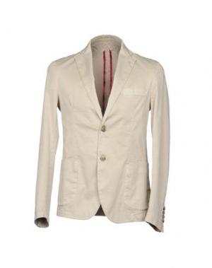 Пиджак AERONAUTICA MILITARE. Цвет: бежевый