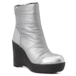 Ботинки MARSELA серебряный BIKKEMBERGS