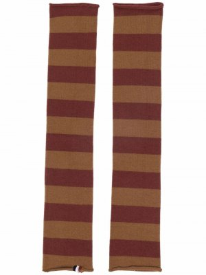 Tube Narrow arm warmers extreme cashmere. Цвет: нейтральные цвета