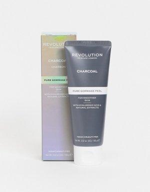 Очищающий пилинг с углем Skincare Charcoal Pure Gommage Peel-Бесцветный Revolution