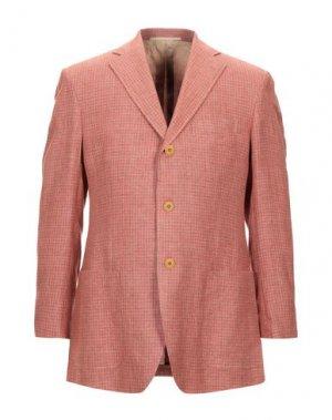 Пиджак CANTARELLI. Цвет: ржаво-коричневый