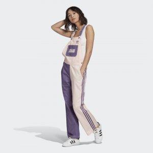 Комбинезон Girls Are Awesome Originals adidas. Цвет: розовый