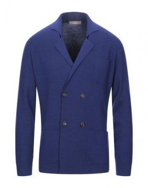 Пиджак CRUCIANI. Цвет: синий