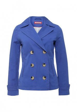 Куртка Kookai. Цвет: синий