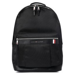 Рюкзак AM0AM06390 черный TOMMY HILFIGER
