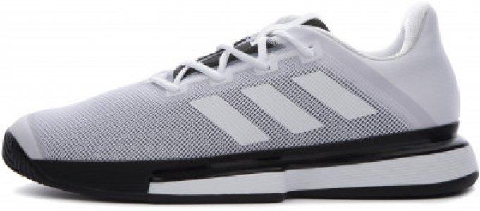 Кроссовки мужские adidas Bounce, размер 41. Цвет: серый