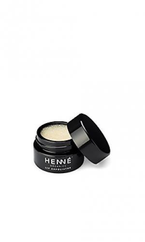 Скраб для губ Henne Organics. Цвет: none