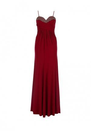 Платье Corleone. Цвет: красный