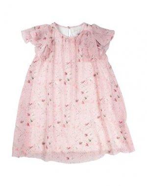 Платье ALETTA. Цвет: розовый