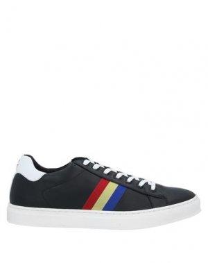 Кеды и кроссовки CASTELBAJAC. Цвет: черный