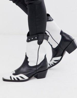 Ботинки в стиле вестерн London Gerda-Мульти Buffalo