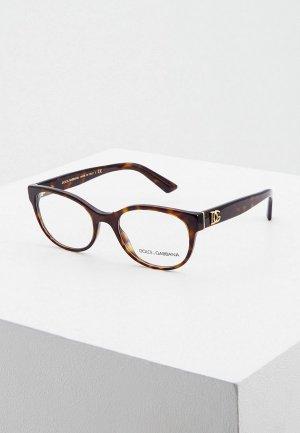 Оправа Dolce&Gabbana DG3327 502. Цвет: коричневый