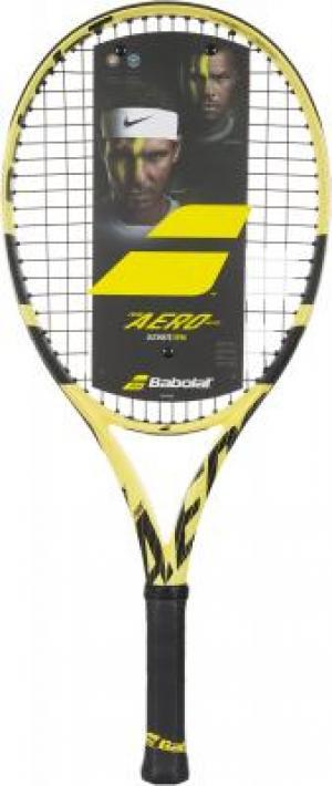 Теннисная ракетка PURE AERO JUNIOR 25 Babolat. Цвет: желтый