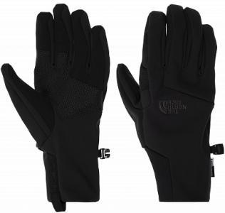 Перчатки мужские , размер 9,5 The North Face. Цвет: черный