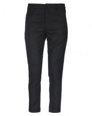 Повседневные брюки DRYKORN. Цвет: черный