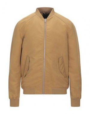 Куртка ELVINE. Цвет: абрикосовый